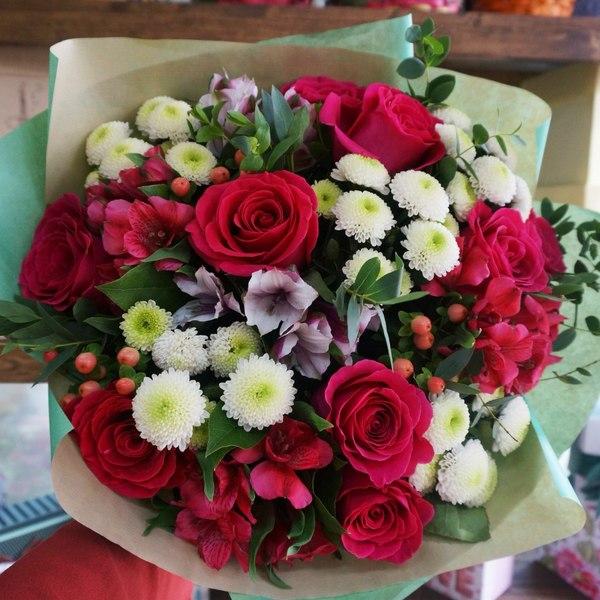Букет на День Влюбленных