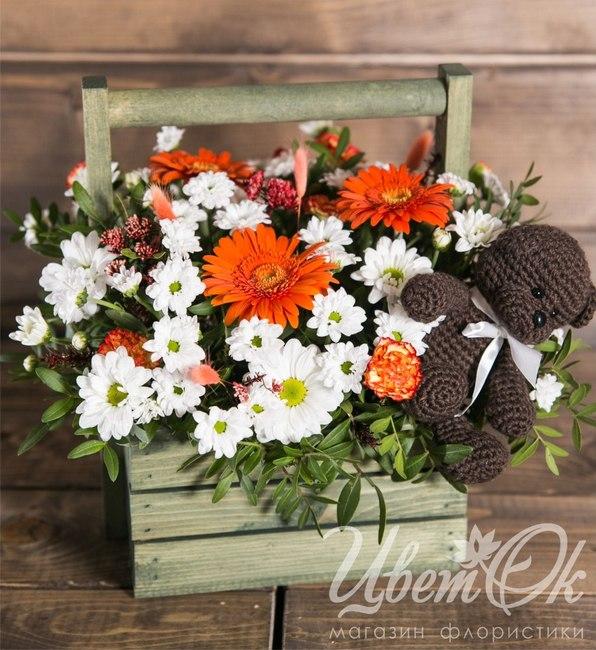 Цветы для учителя на выпускной